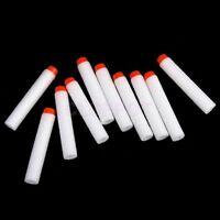10 20 100  LUMINOUS  GLOW IN THE DARK Refill Bullets for Nerf N-Strike Elite Gun