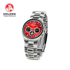 Holden Monaro Chronograph With Rotating Bezel And Engraving