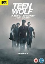 Teen Wolf Complete Series 5 DVD All Episodes Fifth Season Original UK Rel R2 NEW