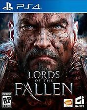 Lords of the Fallen PS4 PlayStation 4 NEW SEALED Dark Souls Plus A Bonus iii 2 3