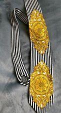 Vintage Designer Krawatte original Gianni Versace 90er Jahre