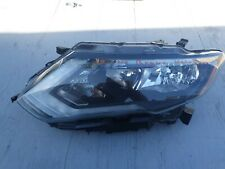 Nissan Rogue Headlight Halogen 2017 2018 2019 2020 Oem LH Driver Side