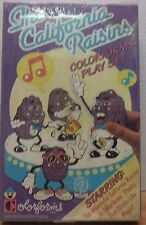 The California Raisins Colorforms Playset 031017Dbt