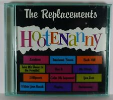 The Replacements - Hootenanny (CD, 2002, Twin/Tone) Alternative Rock, Remastered