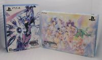 PS4 Megadimension Neptunia VIIR & Cyber Dimension Neptune 4 Goddesses Online