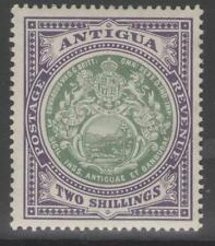 Antigua SG50 1912 2/= Grigio-Verde & Violet MTD Nuovo di zecca
