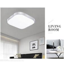 12W E27 Lámpara de Techo LED Salón Panel Lámpara de Cocina IP44 Luz blanca