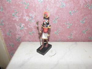 Nostalgie-Figur-Ägypten-Deko-Museum-Garten-Kaufladen-Puppenhaus-Puppenstube