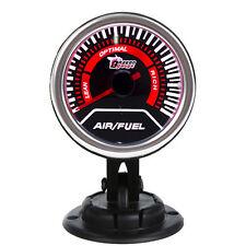 "Car Universal Pointer Smoke Tint Len 2"" 52mm Air/Fuel Ratio Gauge Pod Holder"