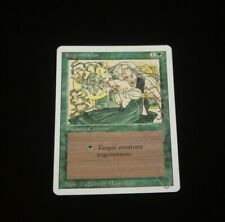 Magic the Gathering REVISED SIGNED REGENERATION NM  Quinton Hoover ARTIST PROOF