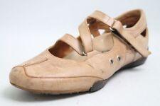 Footnotes Schuhe beige Leder Klettverschluss Gr. 37 (UK 4)
