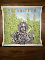 "Emek Peter Tosh ""Legalize It"" Art Print Poster Signed XX/300 Bob Marley"