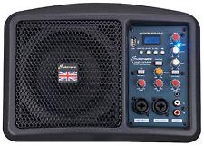 Studiomaster LIVESYS5S 150W Aktiv Monitor PA-Box mit Bluetooth Mediaplayer