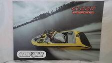 Gekko Boats Revo 6.7   2'x3' Signboard Wall Poster