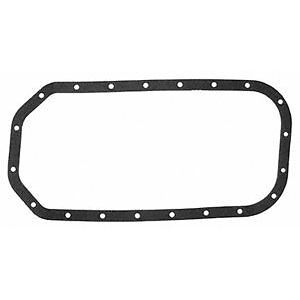 Oil Pan Gasket for Ford Tractor 134, 144, 172, 192  - 4 Cyl Gas or Diesel