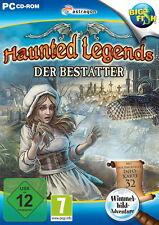 HAUNTED LEGENDS * DER BESTATTER * WIMMELBILD-SPIEL  PC CD-ROM