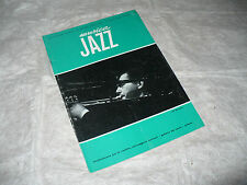 RIVISTA MUSICA JAZZ N.10 (178) 1961 BOB BROOKMEYER LOUIS ARMSTRONG JIM HALL
