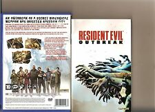 Resident EVIL OUTBREAK PLAYSTATION 2 PS2 PS 2 Zombie