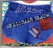 (BH300) Onmisbaar Blauw, Alle Zmama - 1996 CD