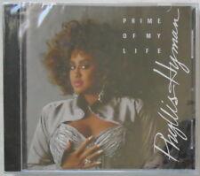 PHYLLIS HYMAN - Prime Of Life - BRAND NEW -  CD