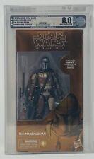 "Star Wars Black Series ""The Mandalorian/Target"" #94 (Carbonized) AFA U8.0(A)"