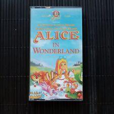 ALICE IN WONDERLAND - SLAM GOLD  - VHS