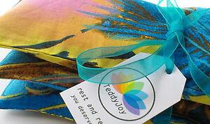 Yoga eye pillow lavender - Aromatherapy (SET OF 3)