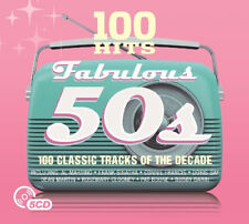 Various Artists : 100 Hits: Fabulous 50s CD (2016) ***NEW***