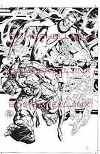 FANTASTIC FOUR: MARVELMANIA HOMAGE Cover by Ivan Reis