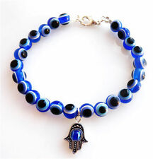 Handmade Beaded Costume Bracelets Evil Eye