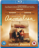 Anomalisa Bluray (UK IMPORT) Blu-Ray NEW