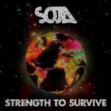 Soldiers of Jah Army, Soja - Strength to Survive [New CD] Digipack Packaging