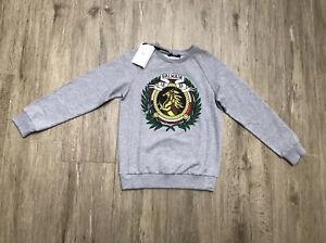 Balmain Boys Sweater / Jumper Age 10 Yrs BNWT RRP £ 200