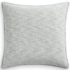 Hotel Collection Seaglass Quilted European Pillow Sham $135  NIB  Save $80!!