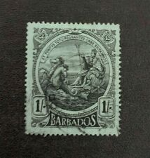 Barbados Stamp #136 Used