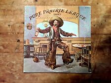 PURE PRAIRIE LEAGUE - DANCE - COUNTRY  ROCK - VINYL  LP - 1976 - PLAY  TESTED