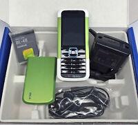 Unlocked Nokia 5000 Mobile phone Video FM Radio Bluetooth Camera GSM Cell Phone