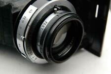 Ensign Selfix 820 lens filter holder fit the 105mm f3.8 Ross Xpress lens.