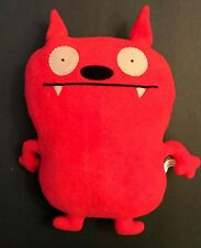 "UglyDoll Dave Darinko 2011 Plush 15"" Long Toy Stuffed Pretty Ugly LLC"