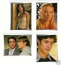 The OC - O.C. - TV Series Italian Sticker Cards B