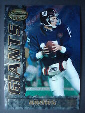 NFL 20 Dave Brown New York Giants Bowman's Best 1995