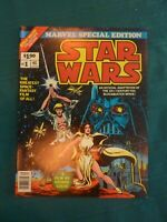 Marvel Star Wars 1 Treasury - Very Fine+ (8.5) White Pages!!!