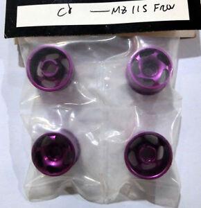 Llantas Wheel aluminio Cyclone  Ref. M8115
