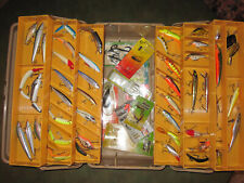 Fenwilck Tackle Box Fishing Lures Mister Twister