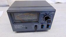Yaesu YS-500 VHF + UHF 140-525MHZ Watt SWR Meter MINT condition