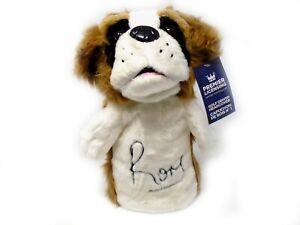 BRAND NEW Rory Mcilroy St. Bernard Dog Driver Headcover Premier Licensing NWT