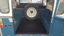 """Land Rover Series 2 2A 3 LWB 109"""" Rear Load Space Mat 331670"""