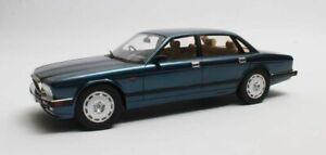 CULT MODELS JAGUAR XJR XJ40 METALLIC BLUE 1-18 SCALE CML007-3