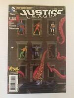 Justice League #31 Allred 1:25 Variant NM- 1st Full Jessica Cruz
