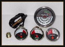 John Deere Tachometer Temp Fuel Amp Gauge Set For 1010 2010